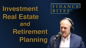 20191010 - Investment Real Estate and Financial Planning